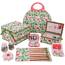 Buy John Lewis Vintage Rose Sewing & Knitting Range Online at johnlewis.com