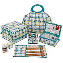Buy John Lewis Multi Square Sewing & Knitting Range Online at johnlewis.com