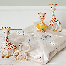 Buy Sophie la Girafe Gift Collection Online at johnlewis.com