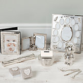 Silver Gifts for Babies