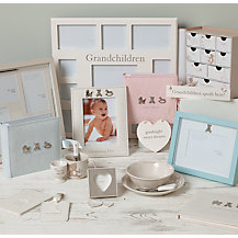 John Lewis Christening Gift Collection