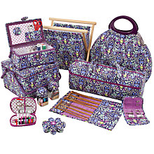 Buy John Lewis Daisychain Print Sewing & Knitting Range Online at johnlewis.com