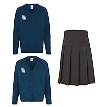 The Tiffin Girls' School Day Uniform