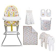 John Lewis Baby Farmyard Nursery & Clothing Range