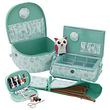 Buy John Lewis Owl Sewing & Knitting Range Online at johnlewis.com