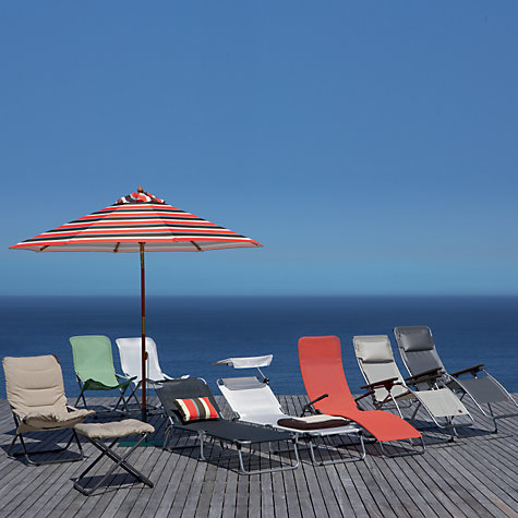 Buy Lafuma Futura Outdoor Relaxer Siegle Chair, Extra Large Online at johnlewis.com