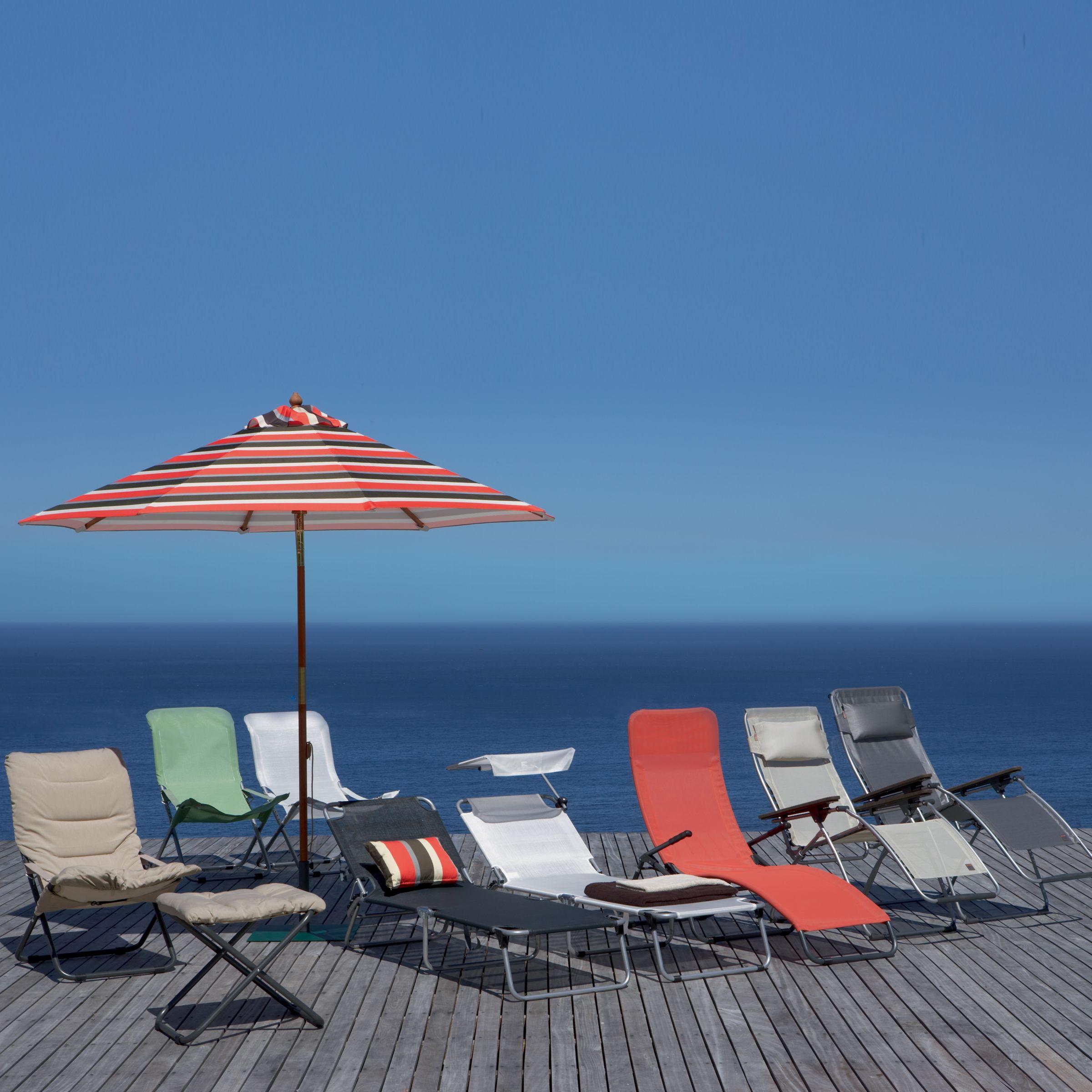 Lafuma Futura Relaxer Chair, Siegle