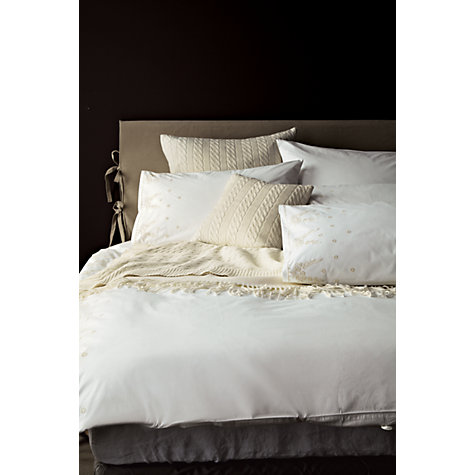 Buy John Lewis Cable Knit Blanket Online at johnlewis.com