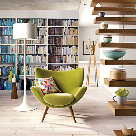 Buy Mr Perswall Library Wall Mural Online at johnlewis.com