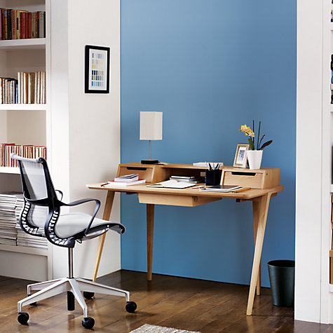 Buy Matthew Hilton for ercol Treviso Desk Online at johnlewis.com
