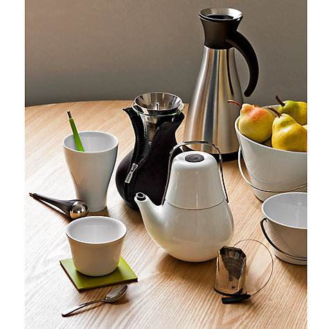 Buy Eva Solo Vacuum Jug, Stainless Steel, 1.1L Online at johnlewis.com