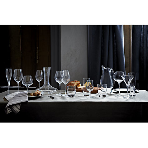 Buy John Lewis Connoisseur Flutes, 0.175L, Set of 4 Online at johnlewis.com