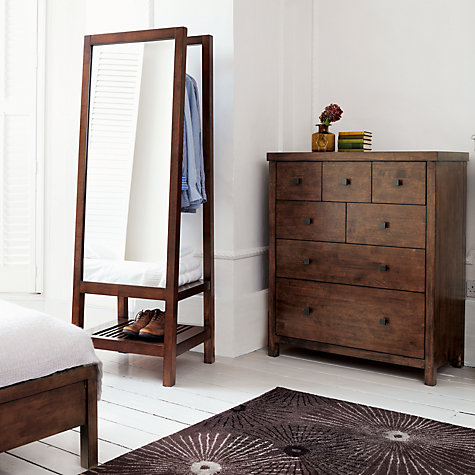 Buy John Lewis Kerala Tall Wide, 4 + 3 Drawer Chest Online at johnlewis.com