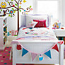 Buy little home at John Lewis Fairy Tea Party Fabric Bunting, Multi, 3m Online at johnlewis.com