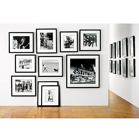 Buy Getty Images Gallery The Beatles Framed Print, 59 x 59cm Online at johnlewis.com