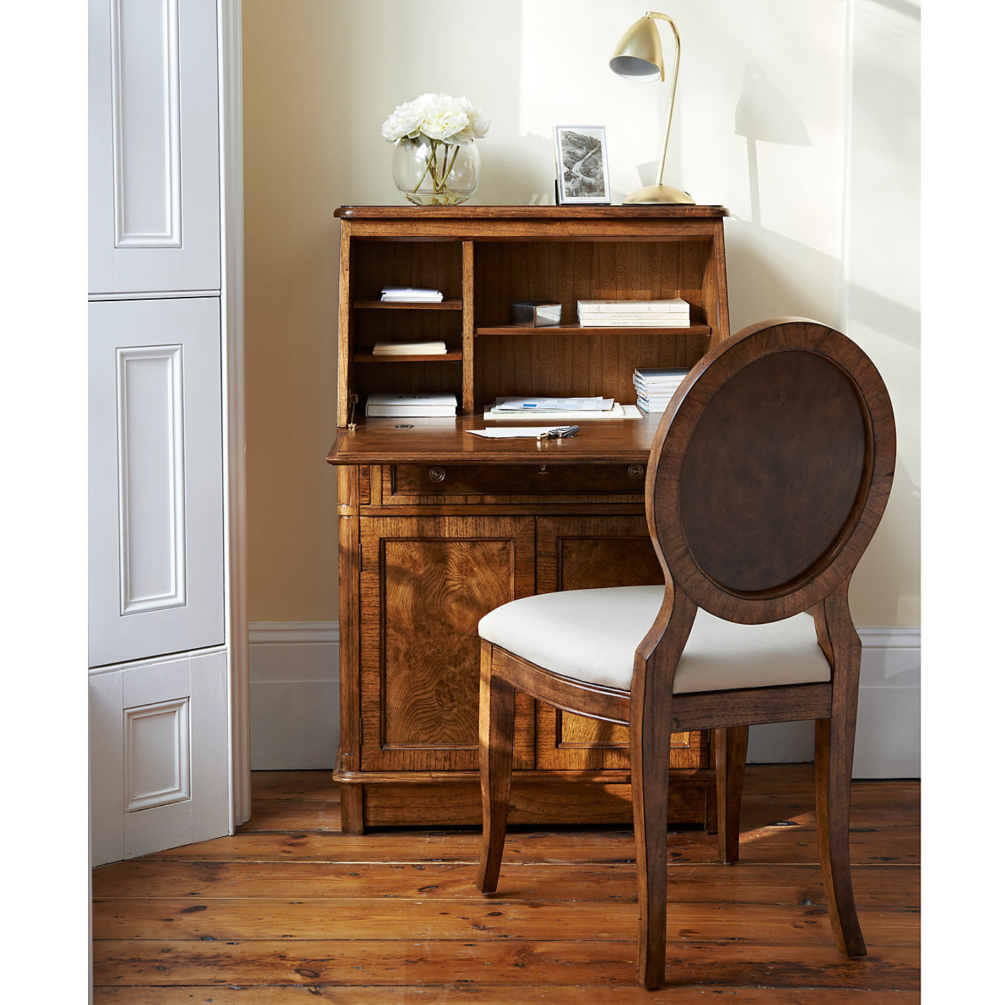 Amish Hemingway Home Office Writing Desk
