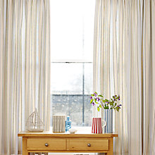 Buy John Lewis Dalton Stripe Curtains Online at johnlewis.com