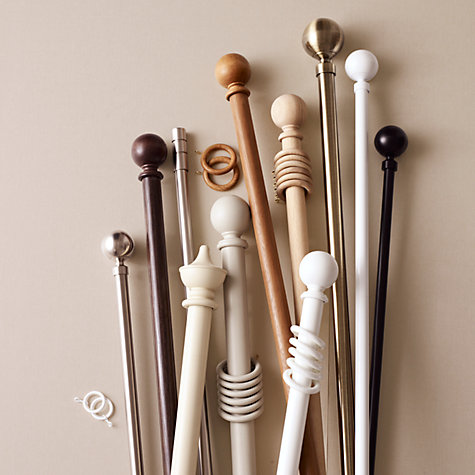 Buy John Lewis Curtain Pole Kit, Dia.35mm Online at johnlewis.com