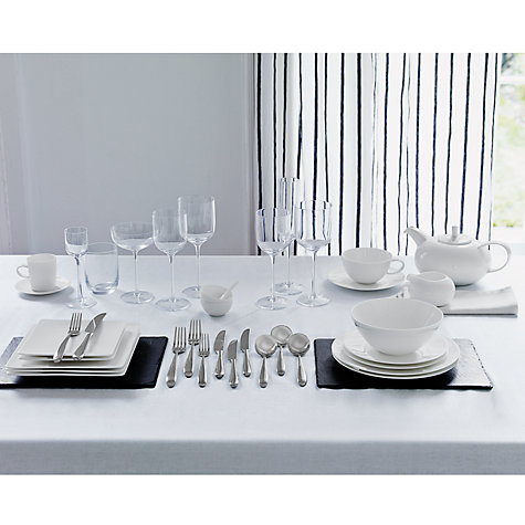Buy John Lewis Outline Table Knife Online at johnlewis.com