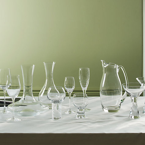 Buy John Lewis Metro White Wine Glasses, 0.35L, Set of 4 Online at johnlewis.com