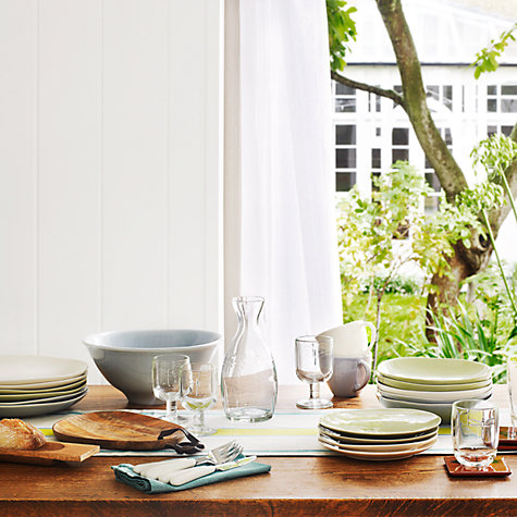 Buy John Lewis Ceramic Ivory Table Knife Online at johnlewis.com