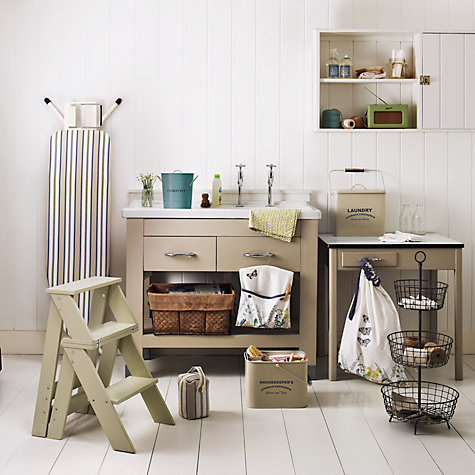 Buy John Lewis Botanist 3 Tier Wire Storage Unit Online at johnlewis.com