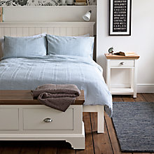 Buy John Lewis Downton Bedroom Furniture, Ivory Online at johnlewis.com