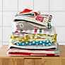Buy Joules Deckchair Stripe Towels, Multi Online at johnlewis.com