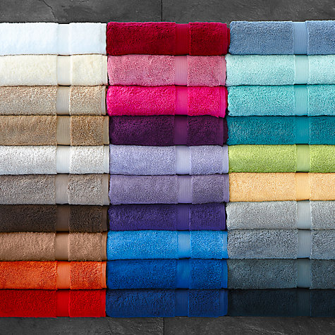 Buy John Lewis Egyptian Cotton Pedestal Mat Online at johnlewis.com