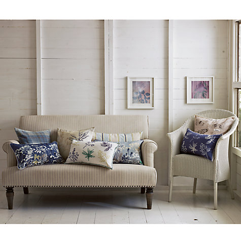 Buy Lloyd Loom of Spalding Belvoir Chair, Nearly White Online at johnlewis.com
