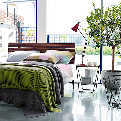 Buy HAY Colour Block Duvet Cover and Pillowcase Set Online at johnlewis.com