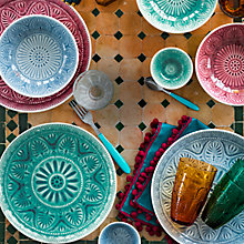 Buy John Lewis Medina Tableware Online at johnlewis.com