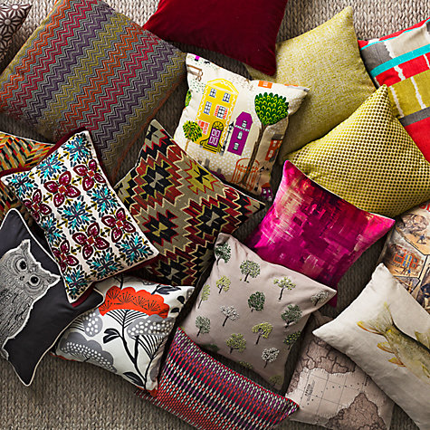 Buy Harlequin Etch Cushion Online at johnlewis.com