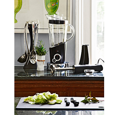 Buy Robert Welch Signature Stainless Steel Utensil Stand, Set of 5 Online at johnlewis.com