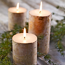Buy Broste Birch Candle Online at johnlewis.com