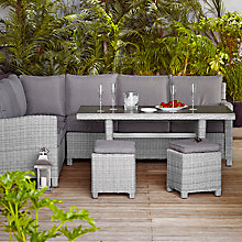 Buy John Lewis Palma by KETTLER 8-Seater Outdoor Lounge Set Online at johnlewis.com