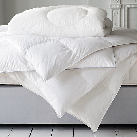 Buy John Lewis Luxury Hungarian Goose Down Duvet, 10.5 Tog Online at johnlewis.com