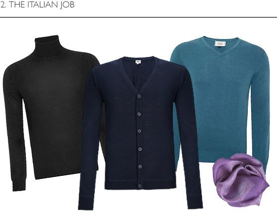 2 The Italian job