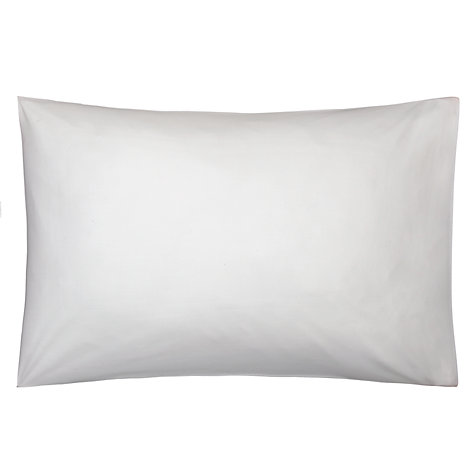 Buy John Lewis Egyptian Cotton Easycare 200 Thread Count Pillowcase Online at johnlewis.com
