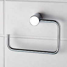 Buy Samuel Heath Xenon Toilet Roll Holder, Chrome Online at johnlewis.com