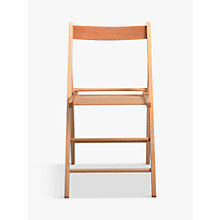 Buy John Lewis Buiani Folding Chairs Online at johnlewis.com