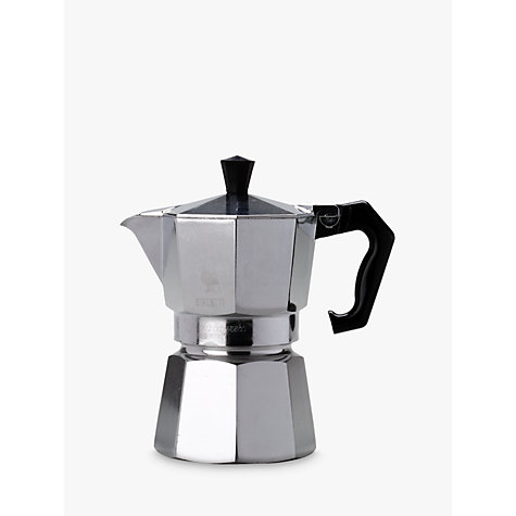 Buy Bialetti Moka Express Hob Espresso Maker, 3 Cup Online at johnlewis.com