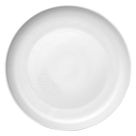 Buy Jamie Oliver Collection Plates, White Online at johnlewis.com