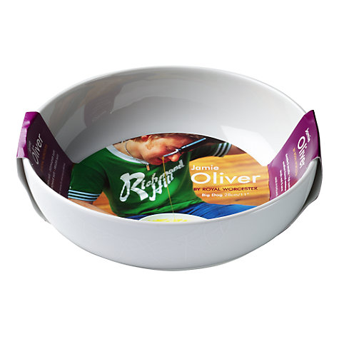 Buy Jamie Oliver Big Dog Bowl, 28cm Online at johnlewis.com