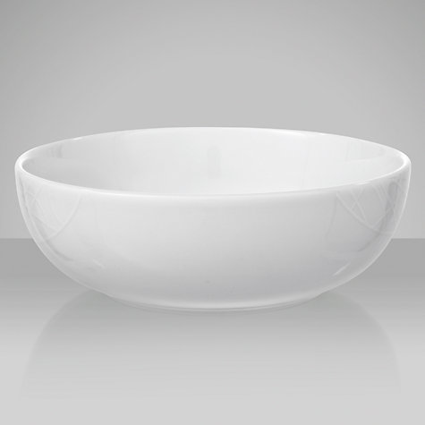 Buy Jamie Oliver Little Tinker Bowl, White, Dia.17cm Online at johnlewis.com