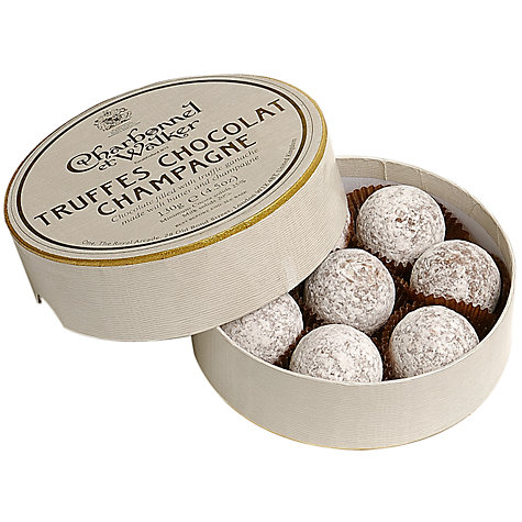 Buy Charbonnel et Walker Champagne Truffles, 135g Online at johnlewis.com
