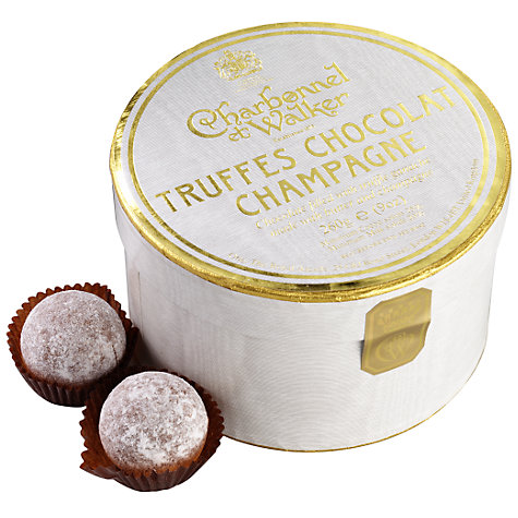 Buy Charbonnel et Walker Champagne Truffles, 275g Online at johnlewis.com