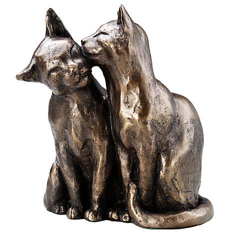 Buy Frith Sculpture Yum Yum and Friend, by Paul Jenkins Online at johnlewis.com