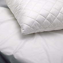 Buy John Lewis New Pure Cotton Pillow Enhancer Online at johnlewis.com
