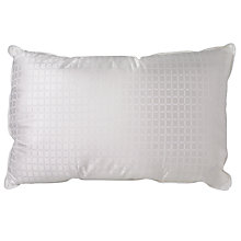Buy John Lewis Microfibre Kingsize Pillow, Firm Support Online at johnlewis.com